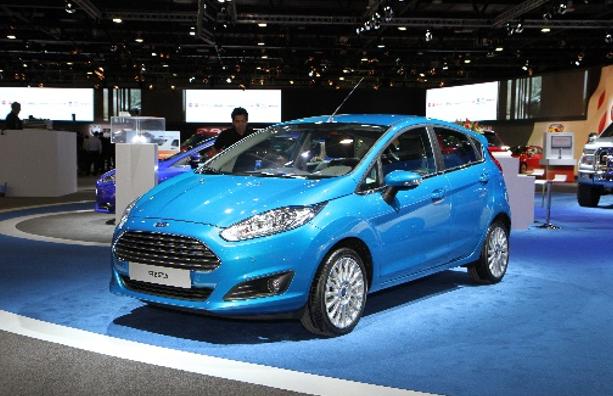 Top 5 best-selling cars in Brittan