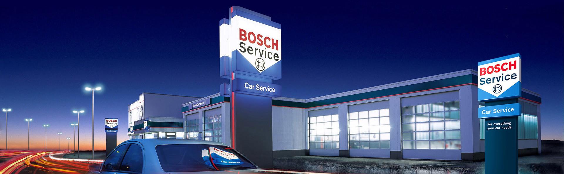 Bosch Garage