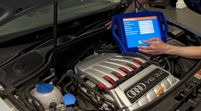 Audi Engine Diagnostics   Autologic